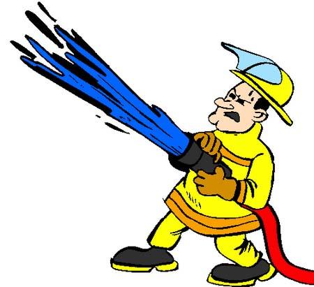 Aux grands mots, les grands moyens. Il faut appeler les pompiers pour éteindre un feu, pas utiliser un seau d'eau!
