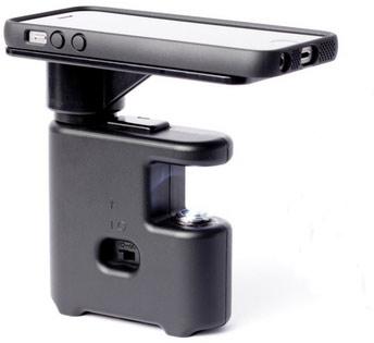 Le MicrobeScope™ est un microscope permettant de voir la plaque dentaire. The MicrobeScope™ is a small portable microscope allowing to see dental plaque.
