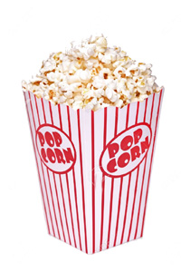 Le popcorn ou maïs soufflé est un aliment à éviter pendant un traitement d'orthodontie pour éviter des bris d'appareils