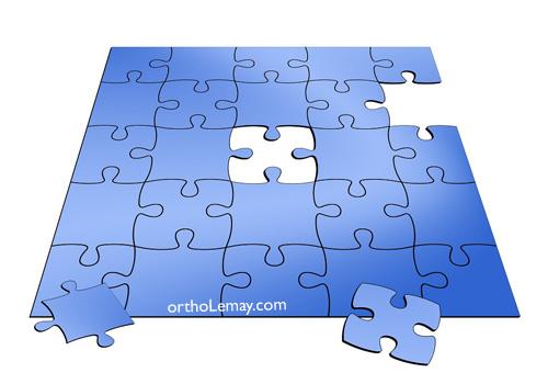 Options de traitement pour des latérales absentes; ouvrir ou fermer l'espace en orthodontie ?