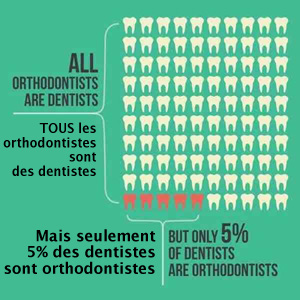 dentiste orthodontiste dentist orthodontist 5%