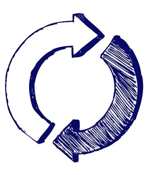 Un traitement inversé permettrait de défaire les corrections obtenues pour retourner à l'état initial.