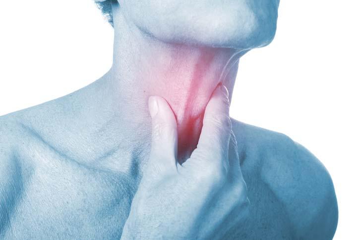 Mal de gorge suite une chirurgie orthognathique aux mâchoires, orthodontie