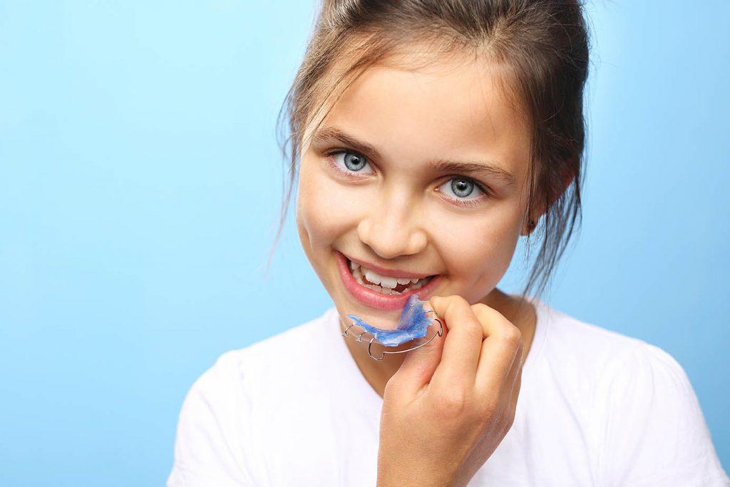 Préservation d'espace en dentition mixte