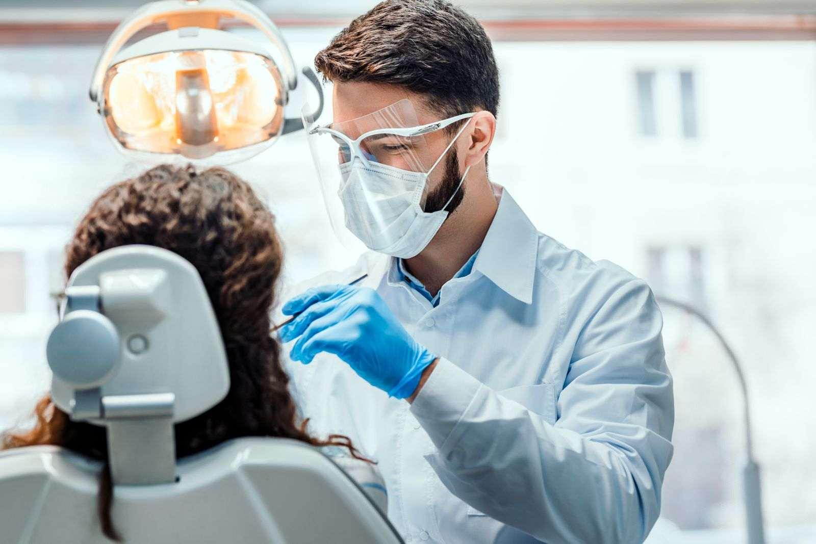 mesures en place à la clinique dentaire