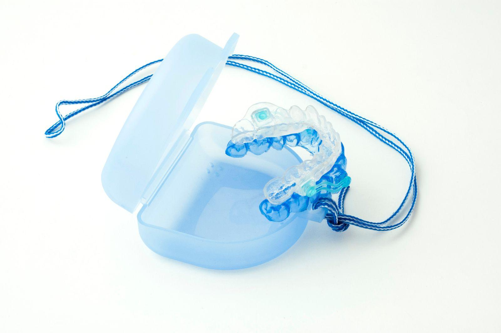 orthèses d'avancée mandibulaire